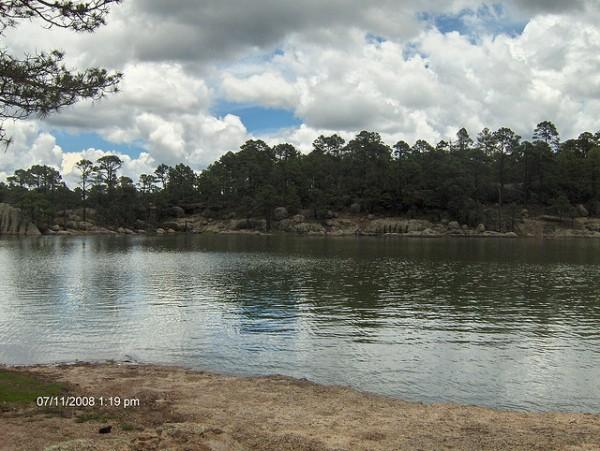 Imagen del lago