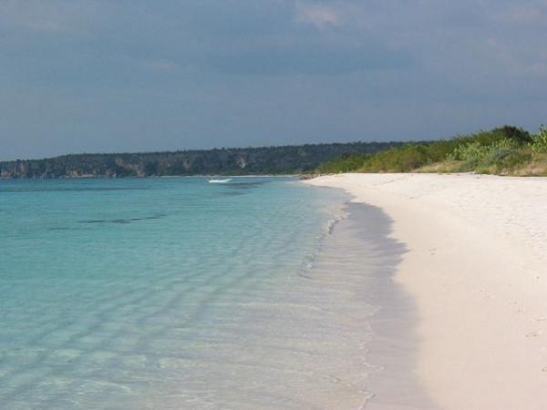 Bahía de las Águilas, la mejor playa de República Dominicana
