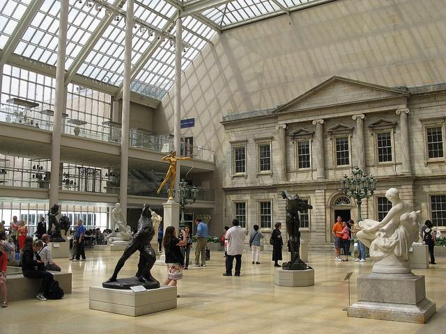 El Museo Metropolitano de Nueva York