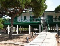 """""""La Casa de los Ingleses"""" en Punta Umbría"""