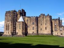 Historia del Castillo de Alnwick
