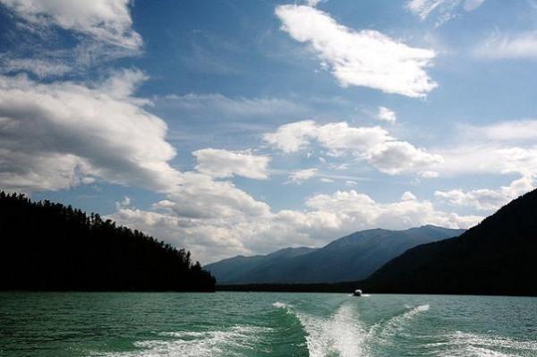 Reserva Natural del Lago Kanas