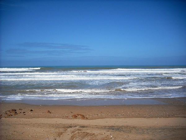 Playa de Aglou y  Mirleft