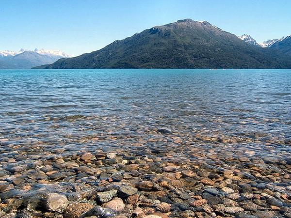Imagen del Lago Puelo