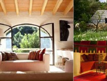 Refugio Marnes, turismo rural en jaimas o cuadras restauradas