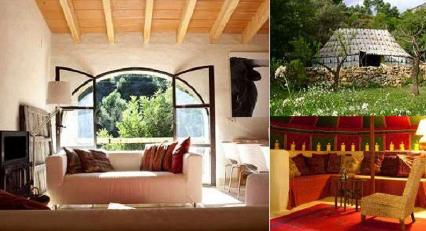 Alojamiento para disfrutar del paisaje y la paz de la naturaleza