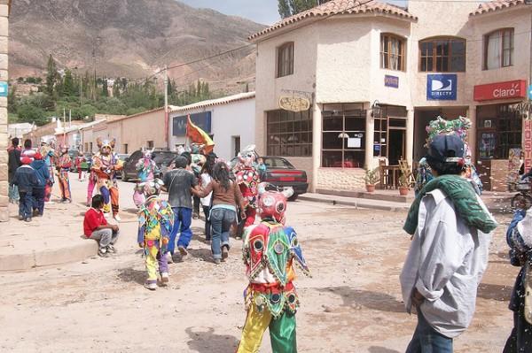 Festejos de carnaval