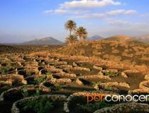 Yaiza, paisaje bello y singular marcado por la erupción volcánica