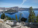 Lago del Cráter, uno de los más bonitos del mundo