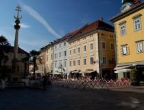 Klagenfurt, belleza arquitectónica al pie de un lago
