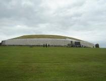 Newgrange, el espectáculo de la luz en un cementerio pagano