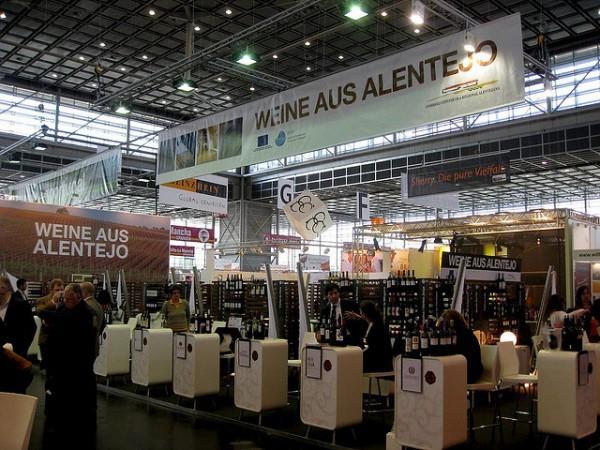 La Prowein, feria líder del vino en Dusseldorf