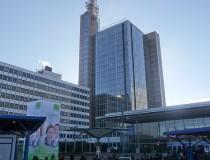 El recinto ferial de Hannover, el más grande del mundo