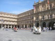 Salamanca, la belleza arquitectónica hecha ciudad