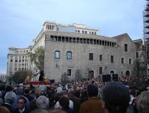 La celebración de la Semana Santa en Barcelona