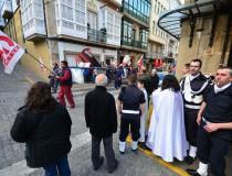 La celebración de la Semana Santa en el Ferrol
