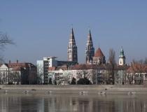 Szeged, principal centro de la industria de la alimentación