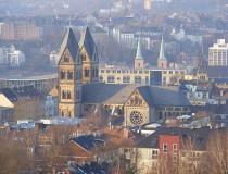 Wuppertal, centro de estudio del clima y ciudad del teleférico