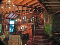 Montaña Mágica Lodge, un hotel en la naturaleza