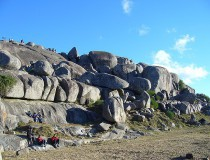 Piedra movediza de Tandil