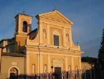 La Basílica de San Valentín en Terni
