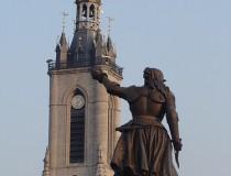 Cristina de Lalaing, la heroína de Tournai