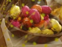 No te olvides de comprar Huevos de Pascua en Bélgica