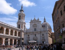 Loreto y el Santuario de la Santa Casa