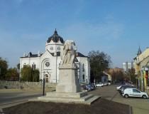 Szolnok, en el corazón de la Gran Llanura húngara