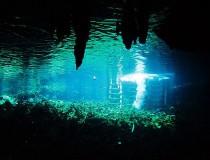 Buceo en las cavernas mexicanas