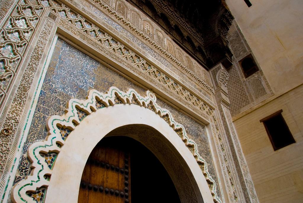 El Museo de la Madera de Fez