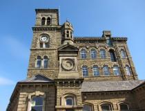 Keighley en West Yorkshire