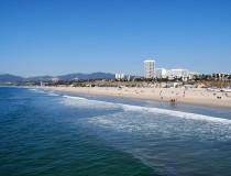 Santa Mónica, la ciudad ideal para las vacaciones