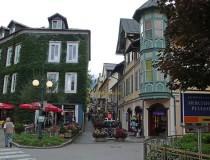La ciudad balneario de Bad Ischl