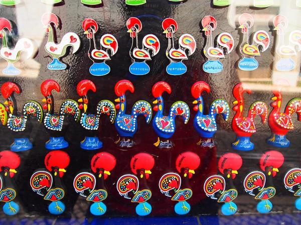 Cermica decorativa: El Gallo de Barcelos, el smbolo de