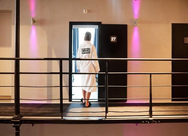 Het Arresthuis, una cárcel convertida en un hotel