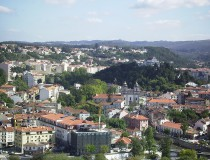 Leiria, una ciudad a la sombra de su castillo