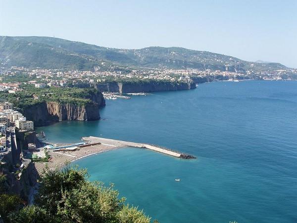 Sorrento, uno de los grandes destinos turísticos de Italia