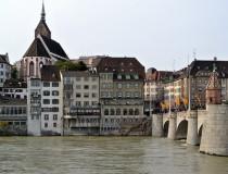 Basilea, ciudad cultural y fronteriza