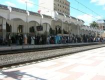 Marruecos en tren