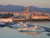 El puerto de Livorno