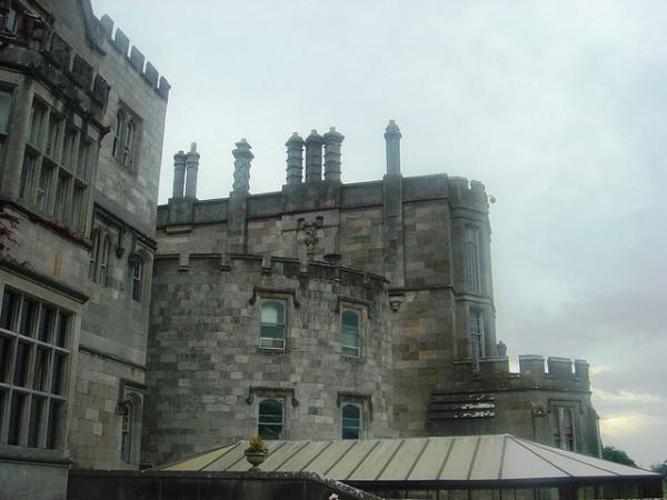 El Castillo de Adare en el condado de Limerick