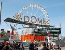 El Festival Hamburger Dom en Hamburgo