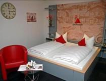 Food Hotel, curiosa decoración de alimentos en Neuwied
