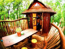 Hotel Baumhaus o cómo alojarse en un árbol