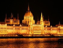 Turismo en el Parlamento de Budapest