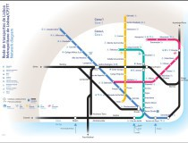 Plano, horarios y precios del Metro de Lisboa