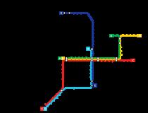 El Metro de Rotterdam