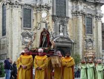 La procesión de Hanswijk, en Malinas