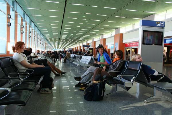 El Aeropuerto Internacional de Casablanca es uno de los aeropuertos más importantes de Marruecos y el de mayor volumen de tráfico